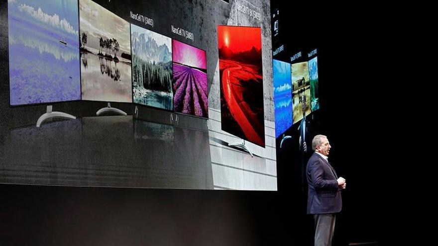 Los televisores de 2019: desde pantallas enrollables a tecnología MicroLED