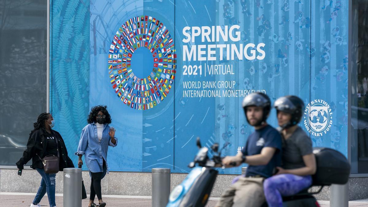 Los países del G24, incluidos China y Brasil, piden un cambio en la política de tasas al FMI