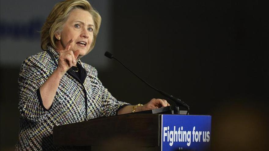 Hillary Clinton propone un amplio plan para luchar contra el yihadismo