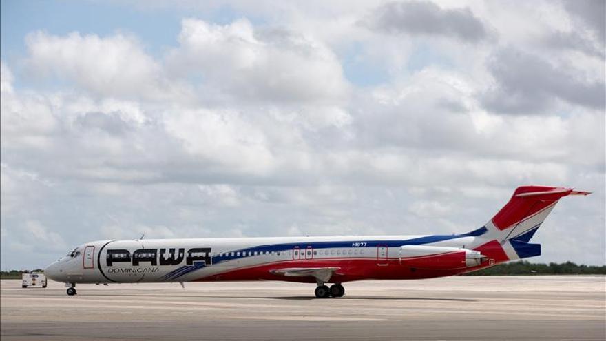 Aerolínea dominicana Pawa recibe autorización para volar a Cuba