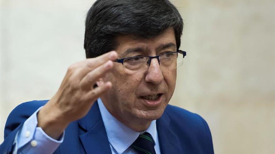 Ciudadanos se prepara con primarias para posible adelanto electoral en Andalucía