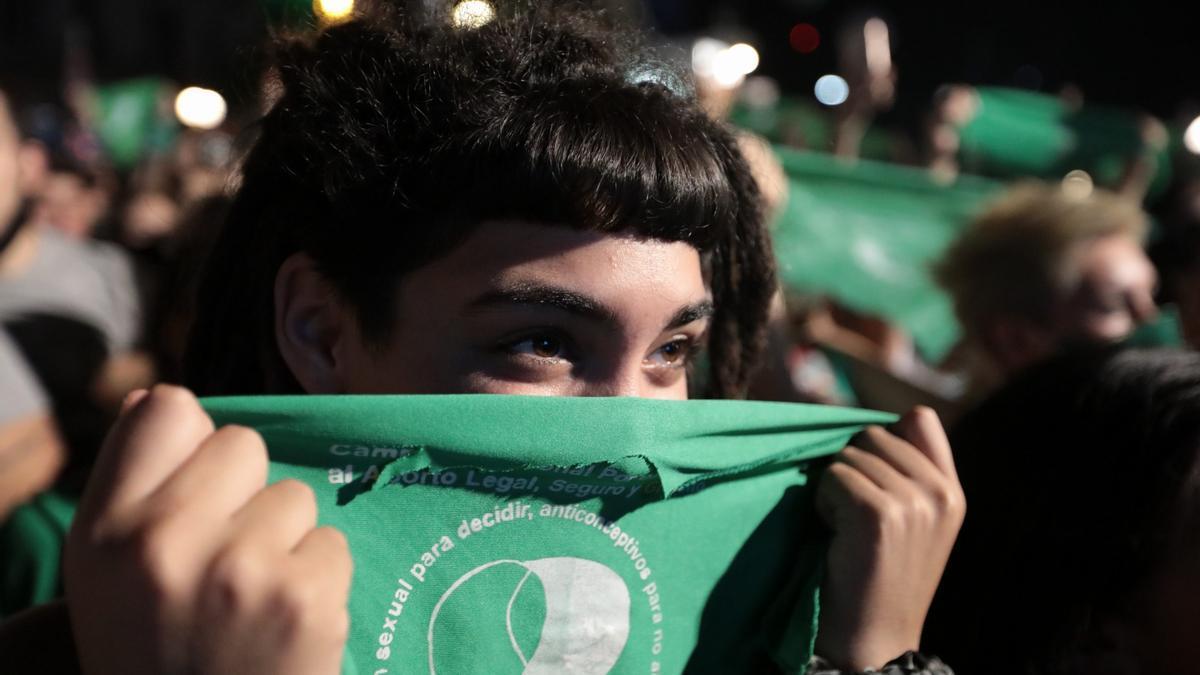 El aborto  es legal en la Argentina
