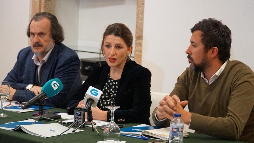 En Marea se reunirá esta semana con Hacienda y Fomento para intentar mejorar los Presupuestos Generales para Galicia