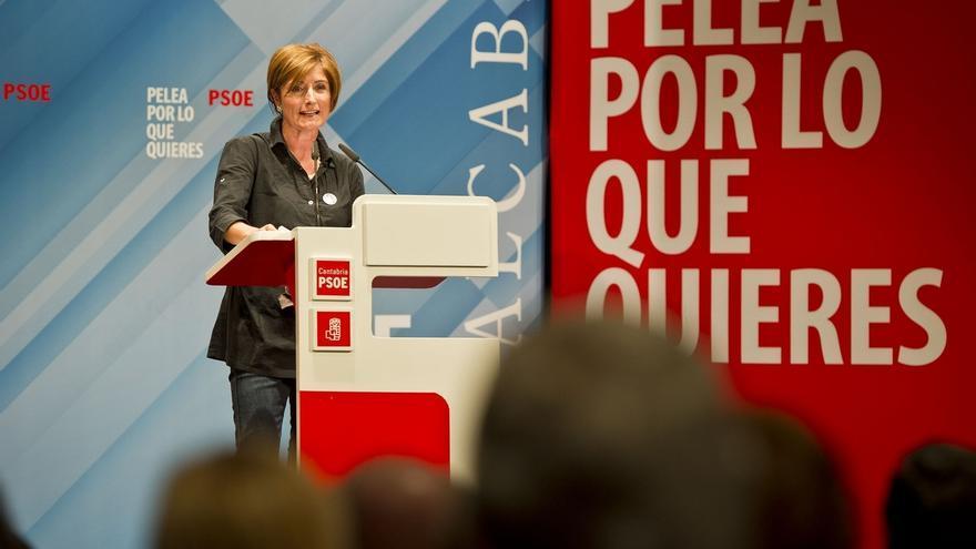 La diputada Puerto Gallego (PSOE) anuncia que dejará su escaño en el Congreso tras ser investigada en el TS