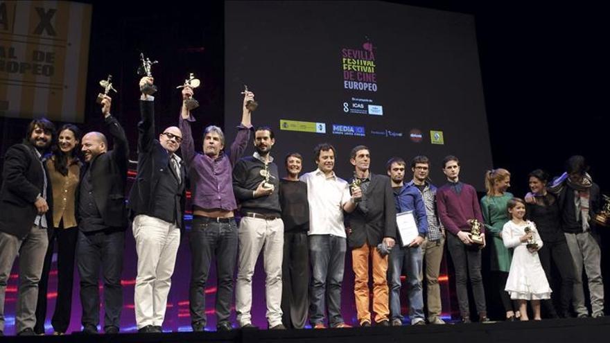 Cerca de 60.000 espectadores en sala en el Festival de Cine Europeo de Sevilla