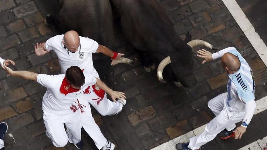 Cinco heridos, dos por asta de toro, trasladados al Complejo Hospitalario