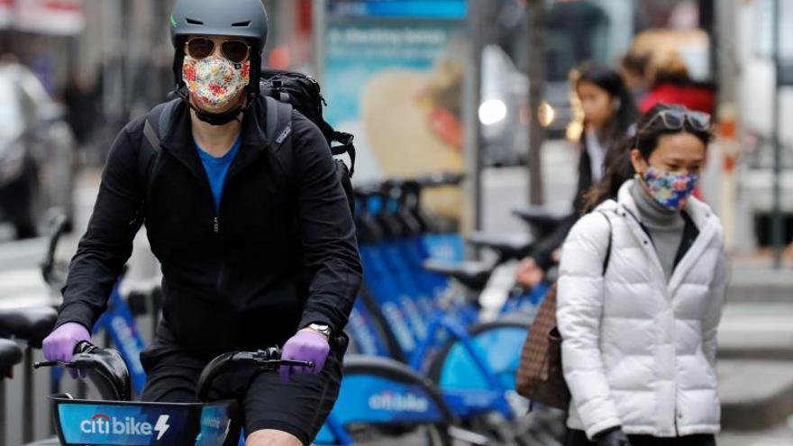 Nueva York, con 729, es el estado con más casos de coronavirus en EE.UU.