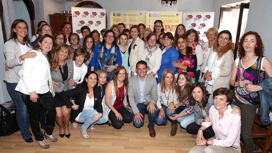 Cospedal destaca la apuesta del Partido Popular por la igualdad de oportunidades en C-LM