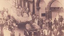 1910. Crónicas de la Bajada de la Virgen