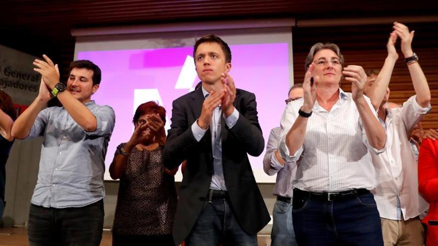 Íñigo Errejón llevará de número dos al 10N a la teniente de alcalde de Carmena