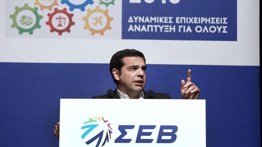 Grecia reduce el déficit en el primer semestre debido a una gestión muy austera