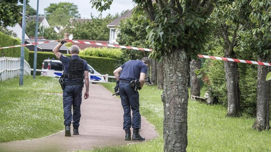 Imputados dos presuntos cómplices del asesino de dos policías en Francia