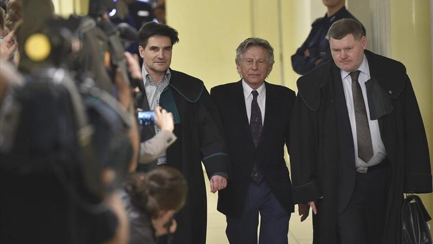 Polanski comparece ante la Justicia polaca dentro del proceso de extradición