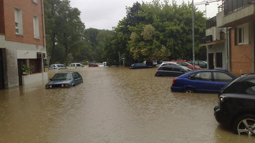 Expertos analizan en Bilbao la gestión del riesgo de inundaciones y la adopción de medidas preventivas