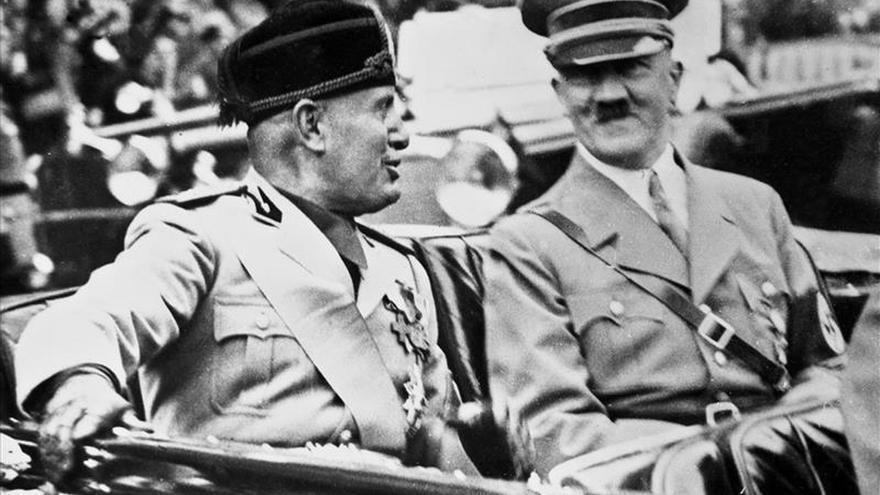 Un libro revela un informe médico de Hitler en el que señala que sólo tenía un testículo