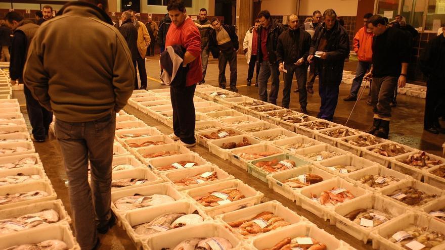 Cae un 45,4% la pesca subastada en los puertos cántabros y su valor se desploma casi un 59%