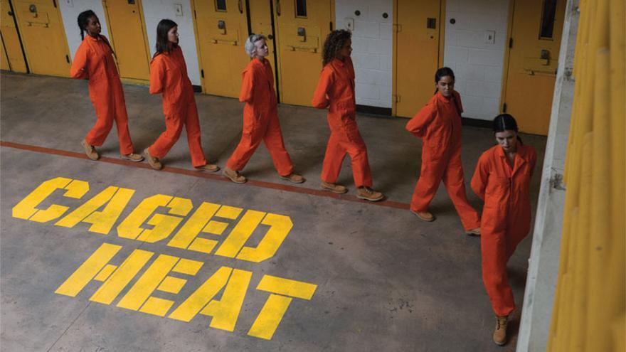 Cage Heat: CURTIS BUCHANAN para Vice Magazine