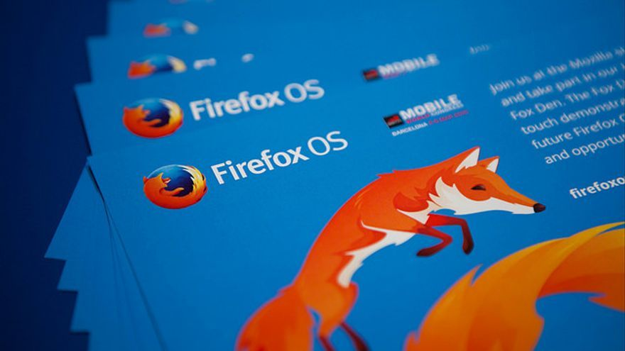 Firefox OS. Foto: Mozilla in Europe / Flickr