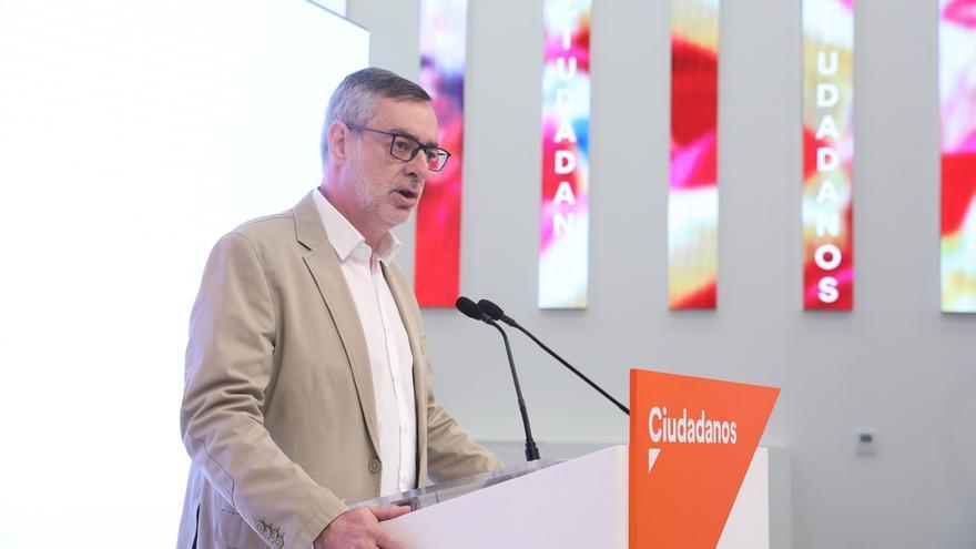 Villegas, sobre Díaz Ayuso, recuerda que Ciudadanos ya echó a presidentes imputados como Pedro Antonio Sánchez