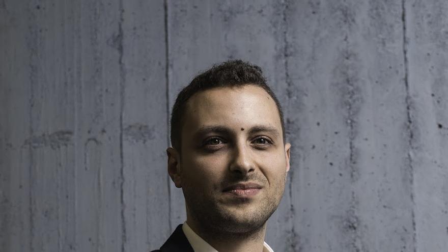 Izan Peris fundó Disrupt Space para conectar a emprendedores espaciales e inversores