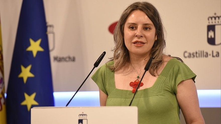 Araceli Martínez FOTO: Europa Press