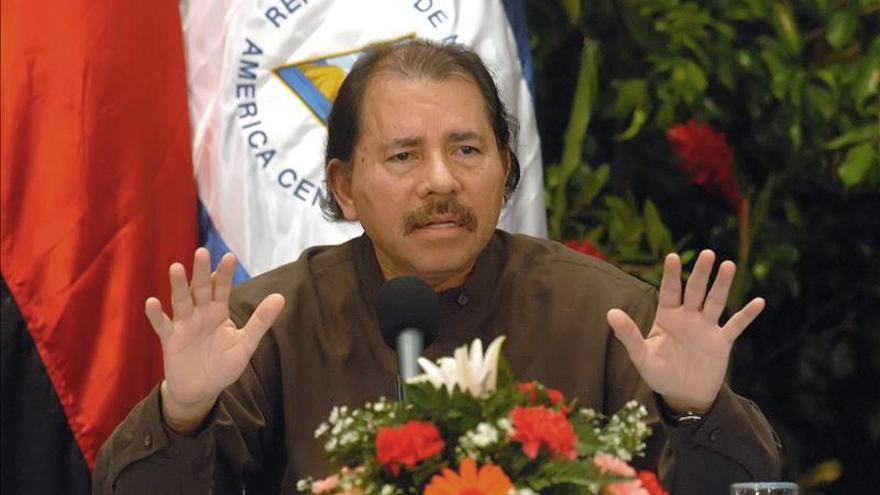 Ortega afirma que la alta seguridad en Nicaragua se debe a su origen revolucionario