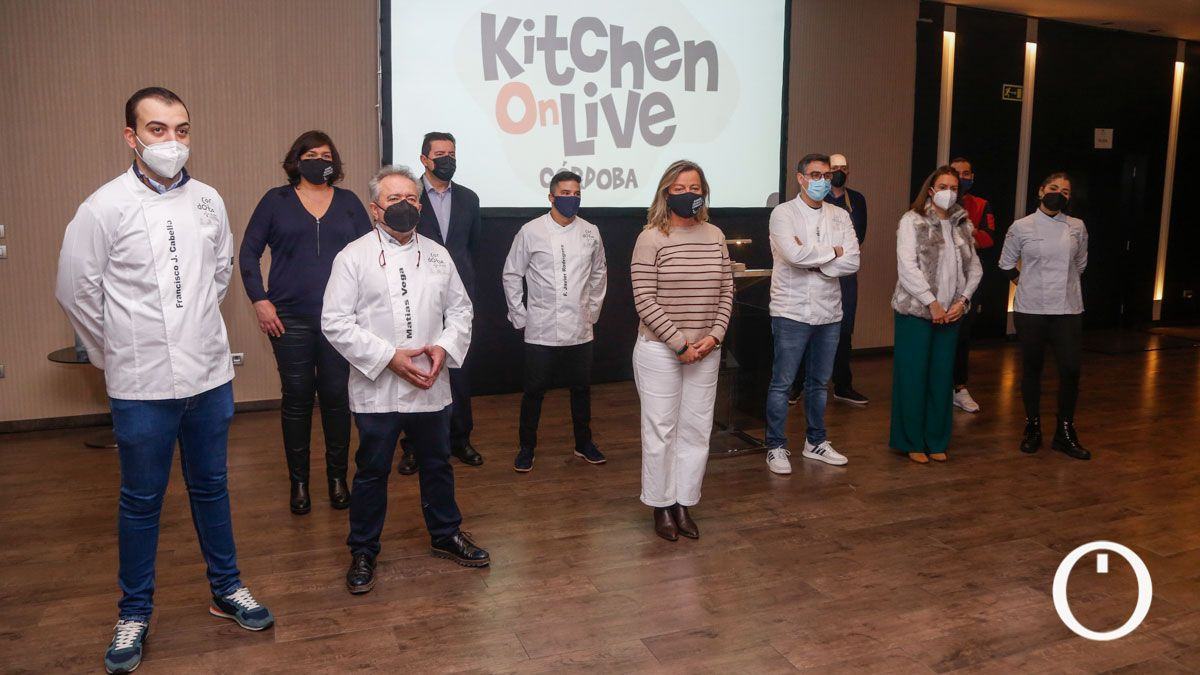 Presentación Kitchen On Live
