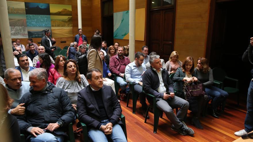 Consejo Político Nacional de Coalición Canaria.