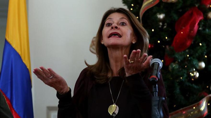 Vicepresidenta Colombia pide indagar si hubo negligencia en violación policía