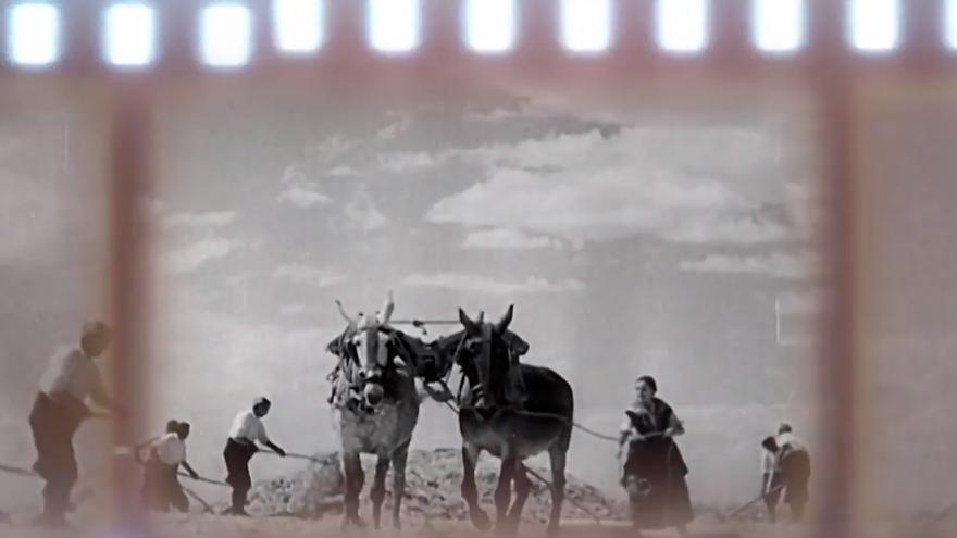 Fotograma del documental 'Volver a Aragón'