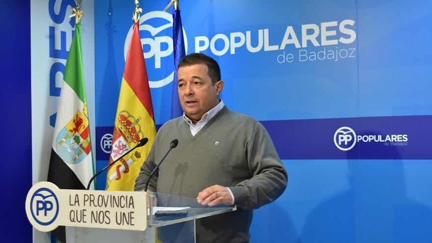 Juan Antonio Barrios, alcalde de Fuente del Maestre