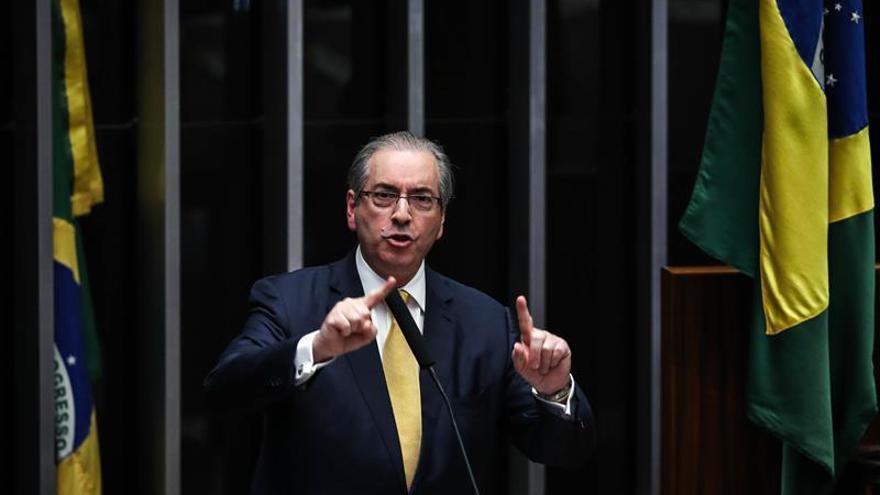 La Cámara baja de Brasil despoja de su escaño a su polémico expresidente