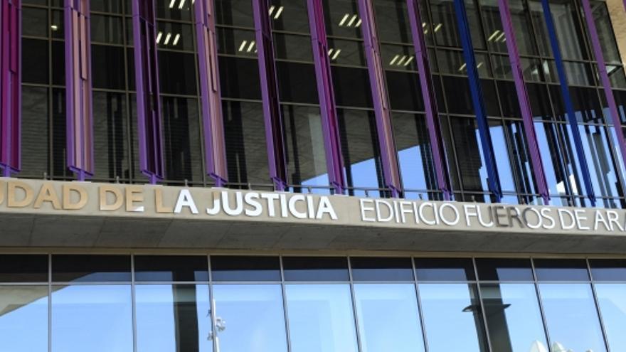 La Ciudad de la Justicia de Zaragoza