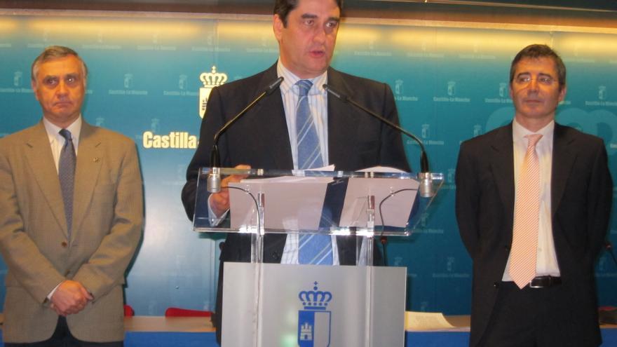 """Echániz afirma que el auto sobre los PAC """"refuerza"""" los principios y los argumentos del Gobierno de Cospedal"""