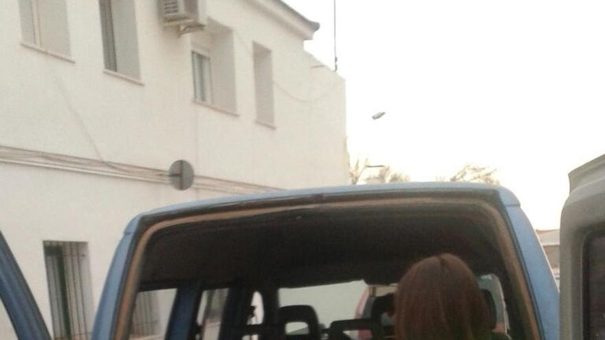 La Guardia Civil detiene a dos personas y desarticula una organización delictiva dedicada al hurto de aceituna