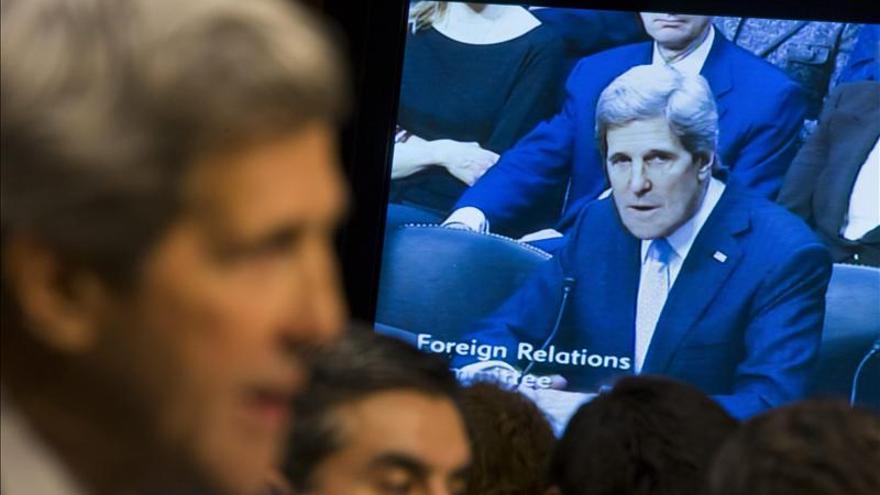 """Kerry advierte que """"el tiempo se agota"""" ante la amenaza nuclear de Irán"""