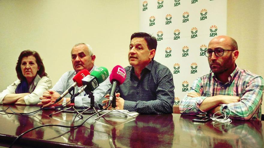 Rueda de prensa de UPA, hoy en Ciudad Real