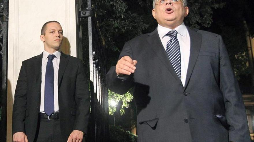 Detenido el líder del partido neonazi griego por su presunta implicación en un asesinato