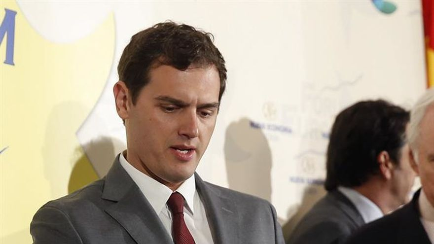"""Rivera: el """"brexit"""" no influirá en el 26J, aunque alguno quiera utilizarlo"""