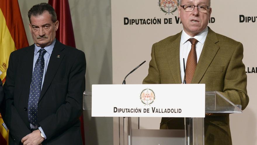 El ex vicepresidente de la Diputación de Valladolid y actual procurador del PP, Alfonso Centeno.
