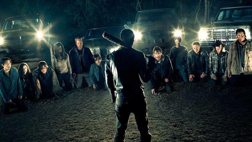 El fin de Negan... ¿en la 7ª de 'Walking Dead'? El actor responde