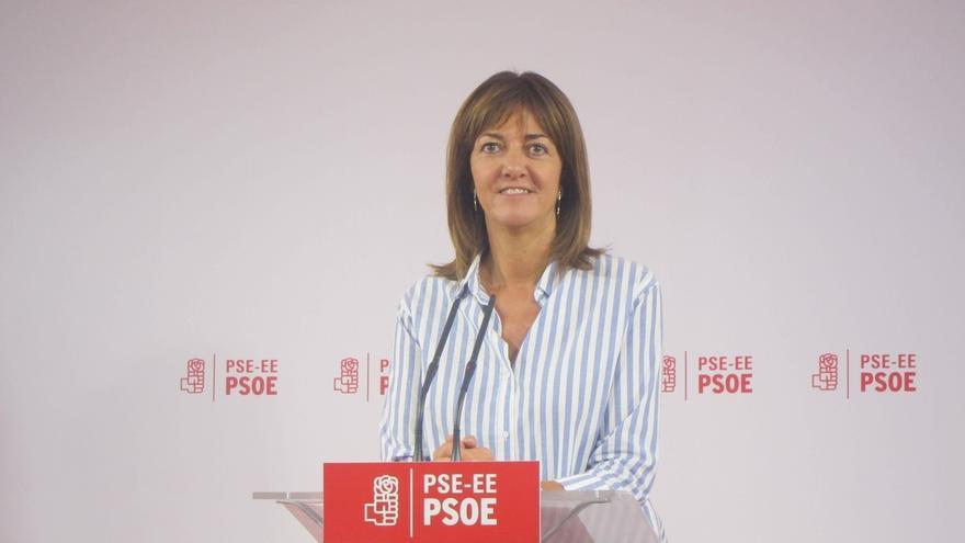 """Mendia cree que los 9 parlamentarios del PSE son """"claves"""" para la gobernabilidad y apuesta por dar estabilidad a Euskadi"""