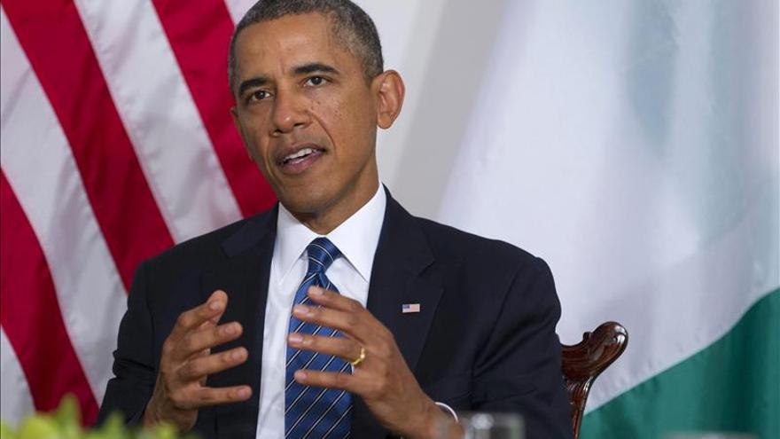 El apoyo ciudadano a la gestión de Obama cae al 41 por ciento, según un sondeo