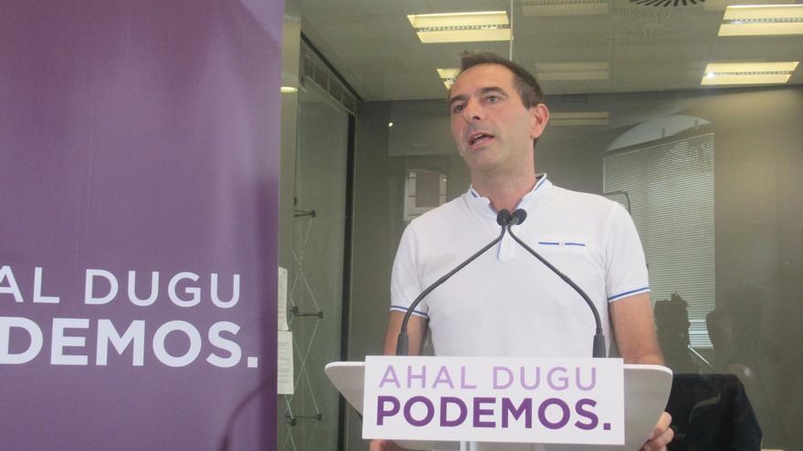 Podemos propone una 'tarjeta de vecindad' destinada a migrantes en Euskadi para que obtengan documentación legal