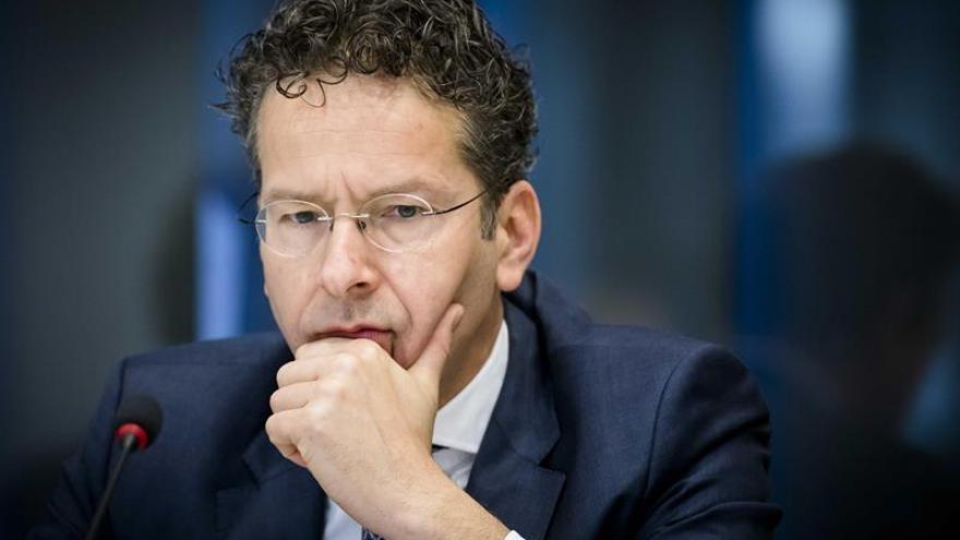 Dijsselbloem responde a los eurodiputados que no se refirió a los países del sur
