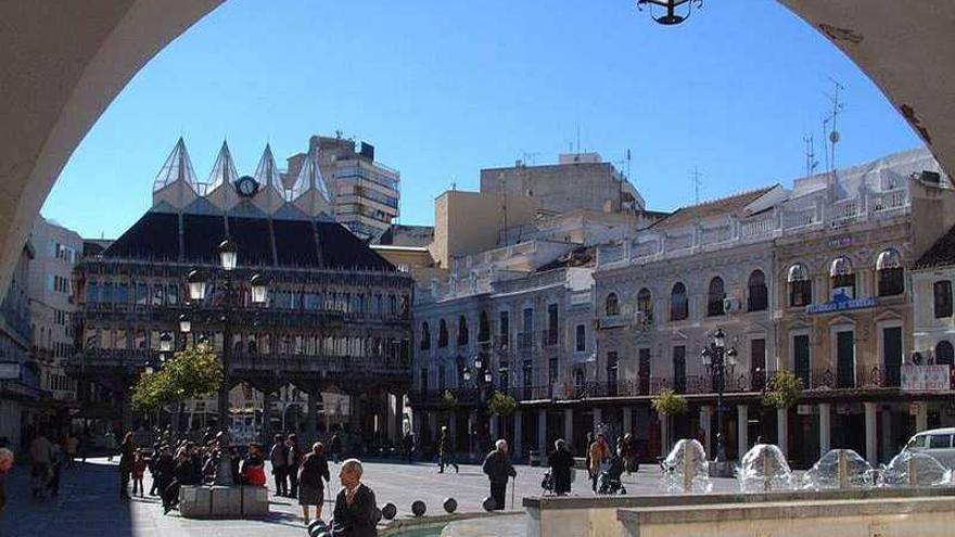 Plaza Mayor de Ciudad Real / Ayuntamiento