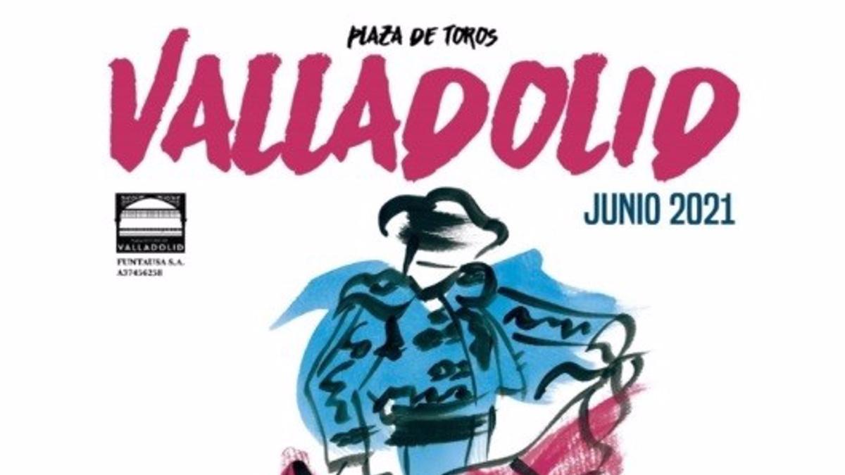 Nuevo cartel de la Feria taurina de San Pedro Regalado en Valladolid, aplazada al mes de junio. - PLAZA DE TOROS DE VALLADOLID