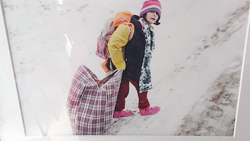 Exposicion fotográfica Siria