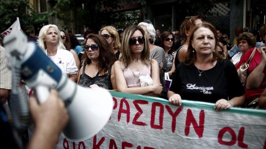 Los médicos griegos prolongan su huelga hasta el 17 de enero