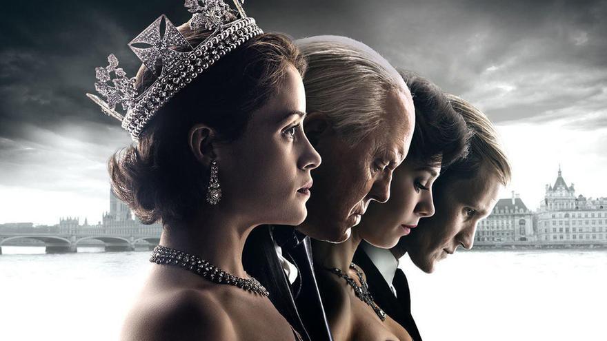 Imagen promocional de The Crown